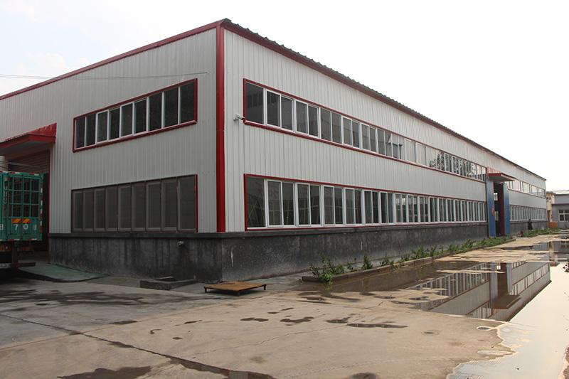 恭贺云波漆包线公司新厂房建设 竣工